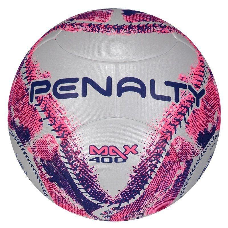 Bola Penalty Max 400 Ix Futsal Rosa E Roxa - R  159 4203b5b440c3a