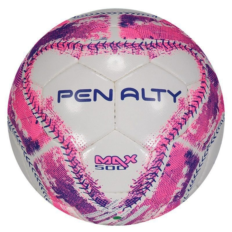 bola penalty max 500 futsal rosa. Carregando zoom. 6017a07b8259e