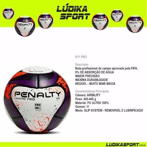 a7f024c483 bola penalty s11 pro fpf campo · bola penalty pro