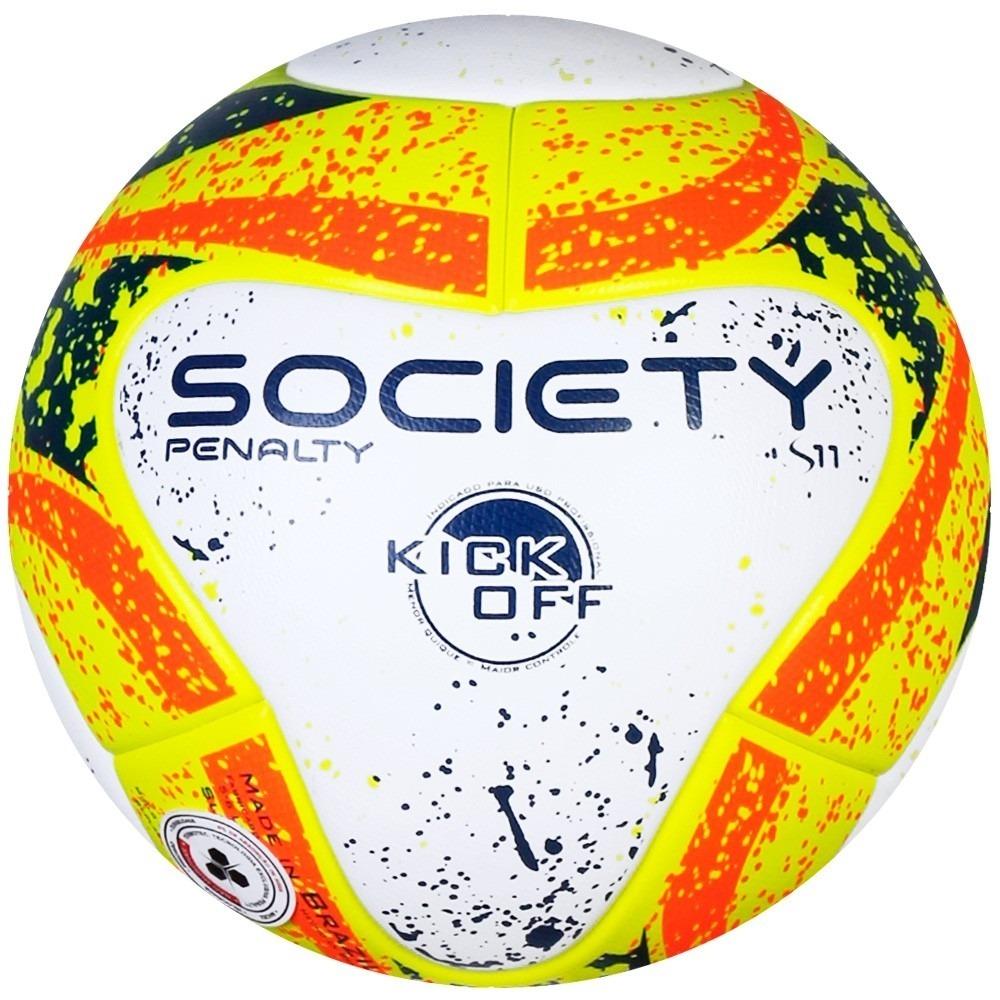 bola penalty society grama sintética s11 r1 vii kick off. Carregando zoom. c8a8155facf7e