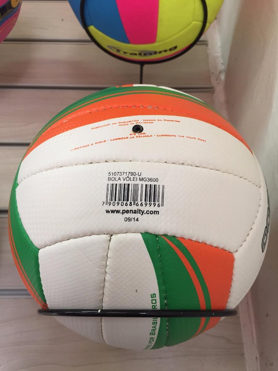 bola penalty volei mg 3600 (oficial+nota fiscal). Carregando zoom. eb158129a9bac