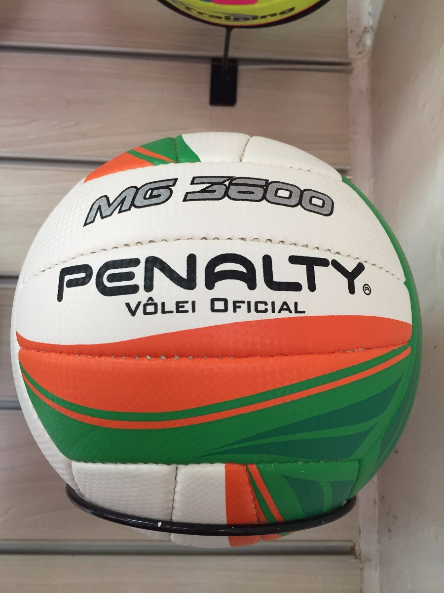 bola penalty volei mg 3600 (oficial+nota fiscal). Carregando zoom. df8498a27ab77