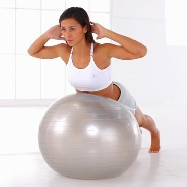 bola pilates yoga fitness