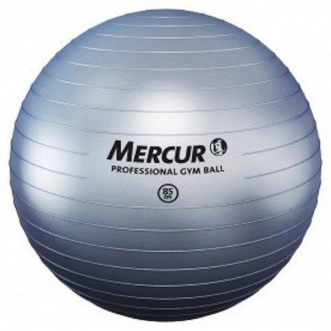 Bola Professional Gym Ball - Prata 85cm - Mercur - R  316 37cb6f617fc67