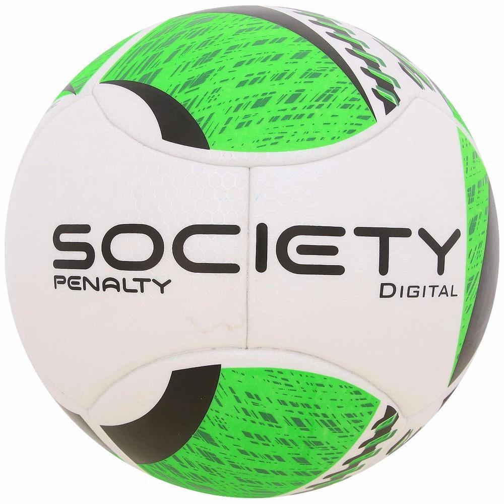 bola society penalty digital oficial termotec 0%água 12 gomo. Carregando  zoom. c0193e7f2f4a9