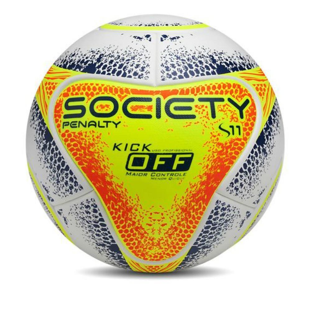 f438efd37b Bola Society Penalty S11 R2 Ko Viii 540204-1960 - R$ 189,00 em Mercado Livre