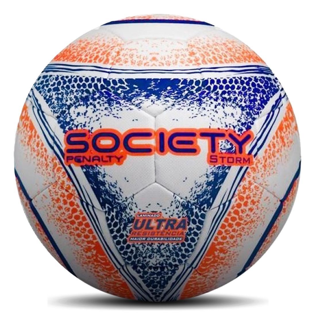 7f26804f12 bola society penalty storm ultra resistencia costurada. Carregando zoom.