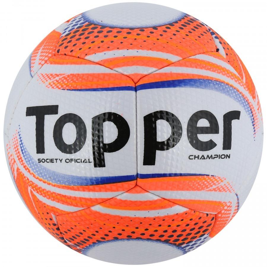 bola society topper champion ii oficial promoção. Carregando zoom. 9aa06cef534eb