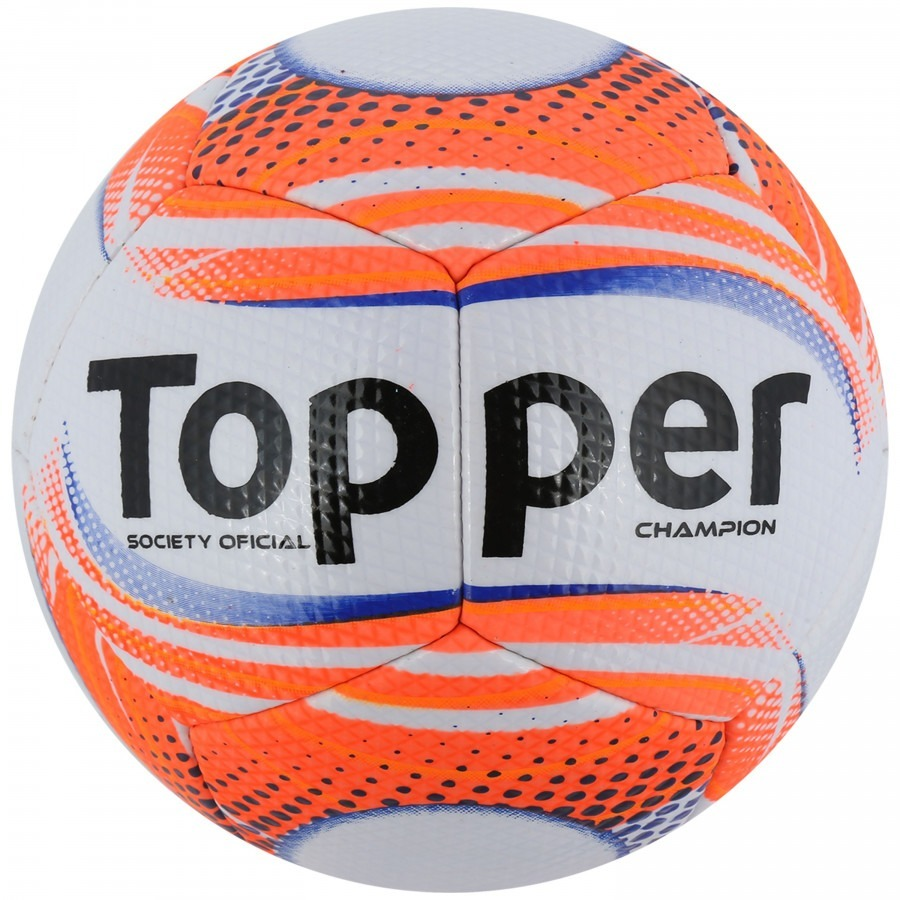 ccf7110c35 Bola Society Topper Champion Oficial  out Let  - R  69
