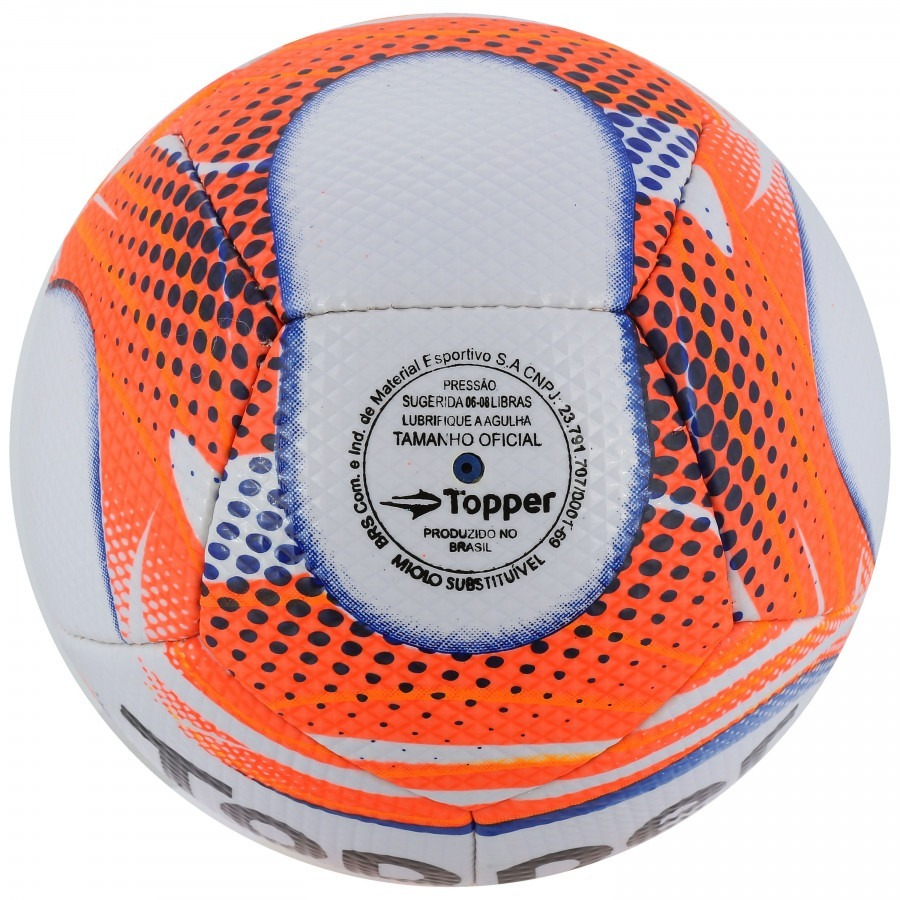 Bola Society Topper Champion Oficial  out Let  - R  69 c2467b97ff2a8