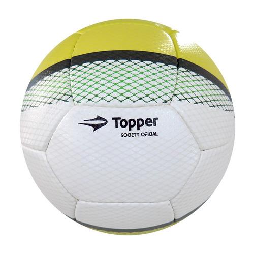 0acfeaaa06f32 Bola Society Topper Trivela - R  89