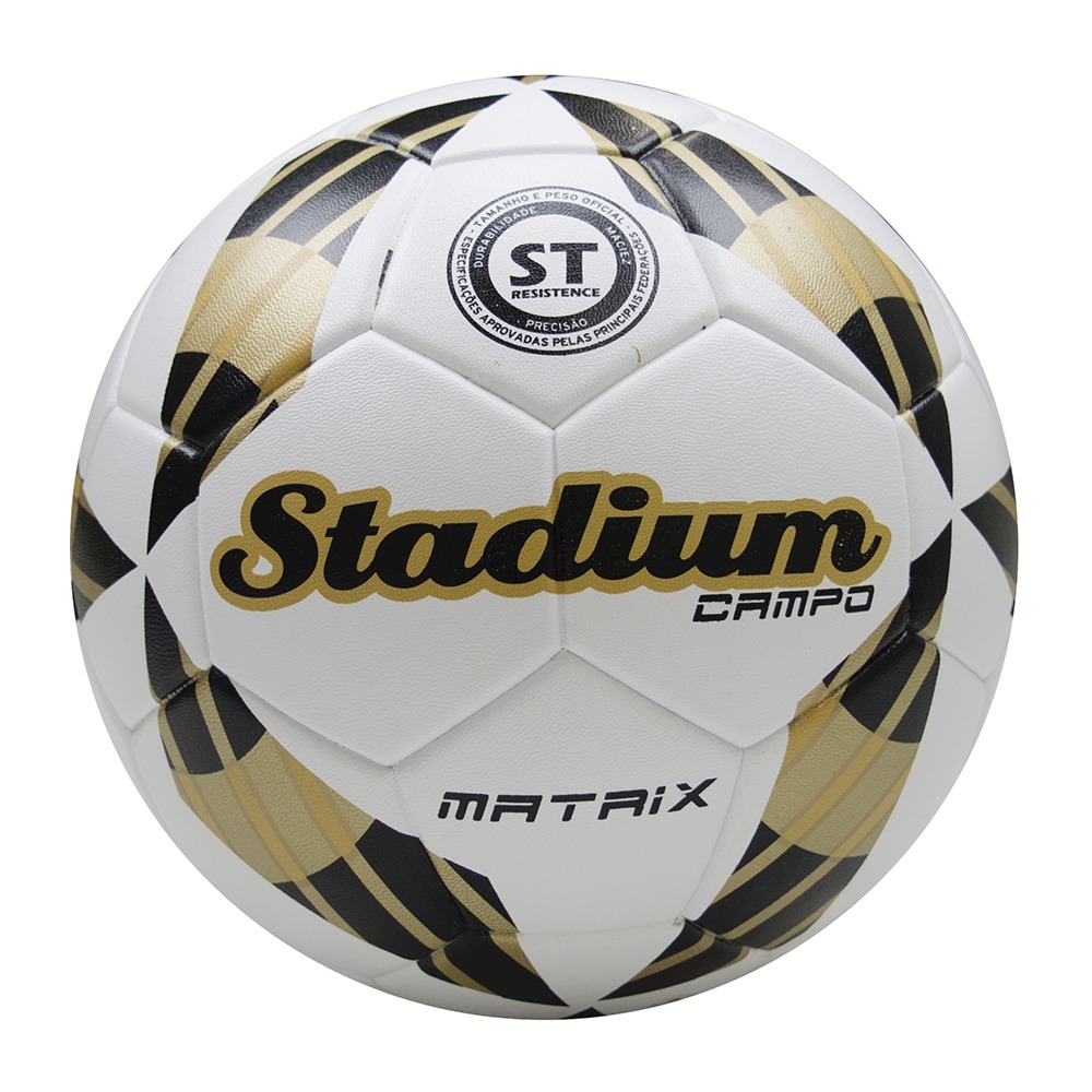 a18f9dc9d4 bola stadium futebol de campo matrix water resistence. Carregando zoom.