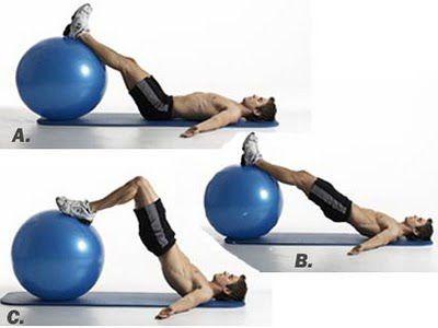 Bola Suica Para Pilates 65 Cm Liveup Antiestouro Yoga - R  55 62c1c8cc8953b