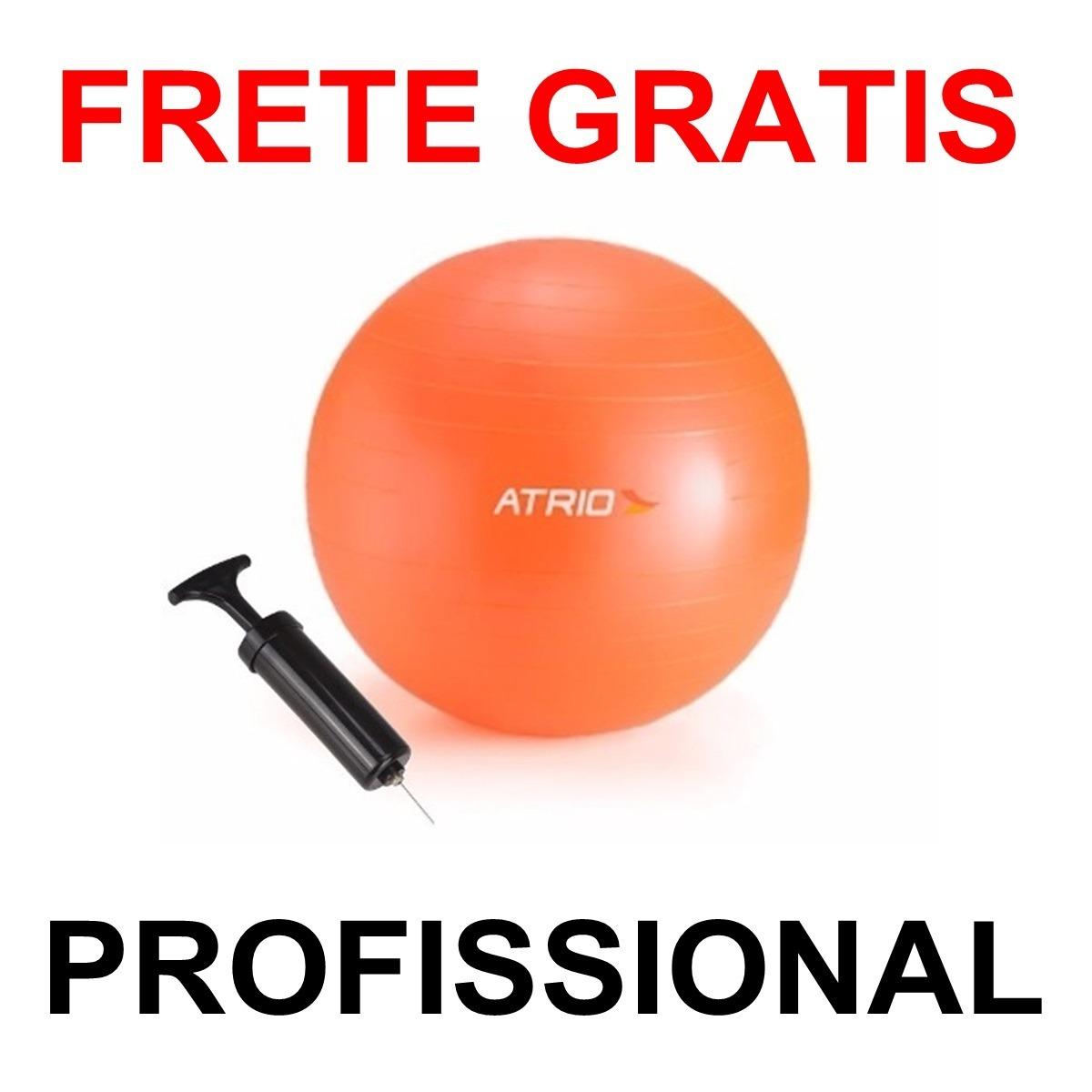 567a7dbc5d9d0 bola suiça yoga pilates 65cm c  bomba - frete gratis. Carregando zoom.