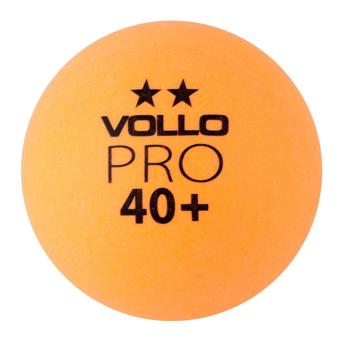 c8597d12f05fa bola tênis mesa vollo vt608 com 36 unidades 2 estrelas. Carregando zoom.