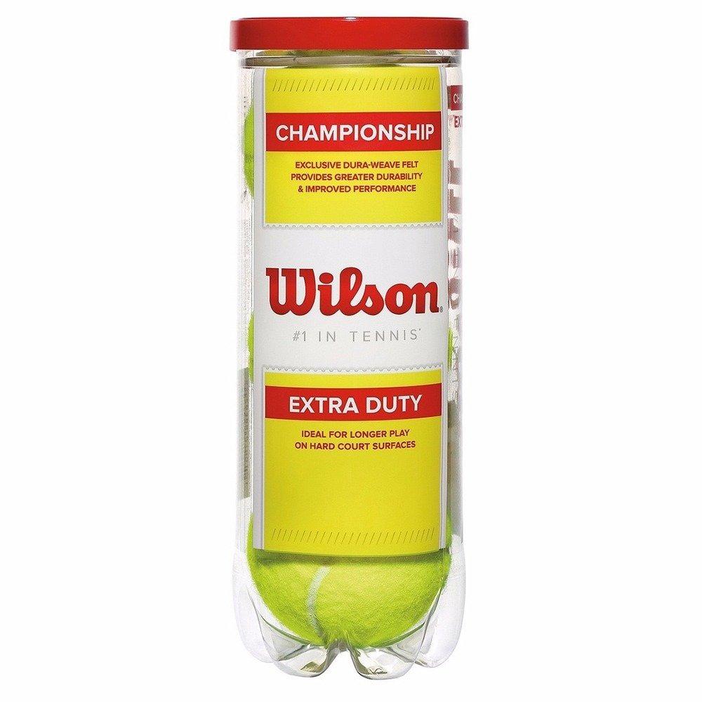 dc59e1937 bola tênis wilson championship - ref wrt1001p - 1 - amarelo. Carregando  zoom.