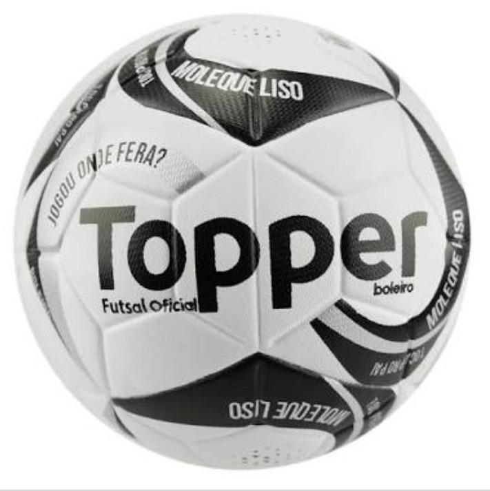 8463800f52 Bola Topper Boleiro Futsal Cod  16037 - R  64