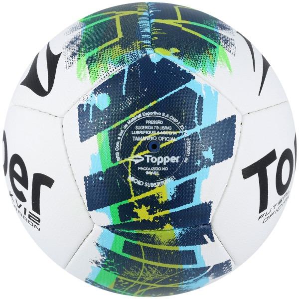 bola topper futsal kv 12 carbon original 1magnus · bola topper futsal a248d50aade5e
