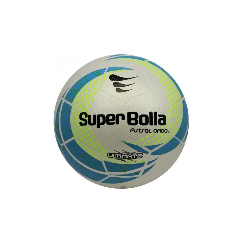 Bola Ultimate Top Fusion Sub 09 Futsal Super Bolla - R  42 80f3da8ea52f4