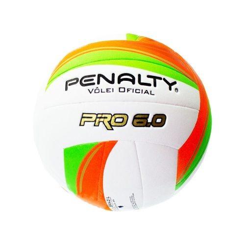 bola vôlei penalty 6.0 pro 5211661790