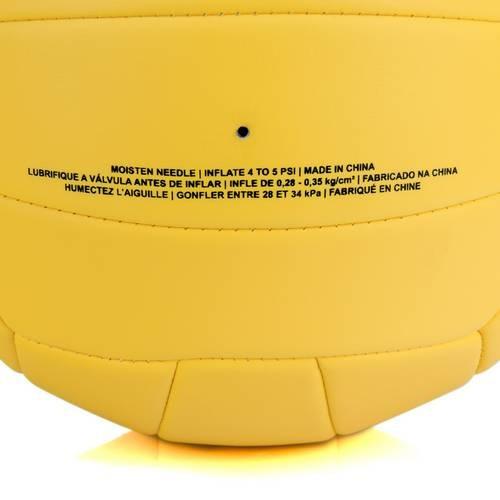 Bola Volei Wilson Soft Play Amarela - Oficial - R  64 5e77a26f64bcf