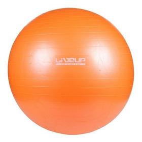 Bola Yoga Pilates Fisio Overball Liveup Ls3225  25cm Laranja