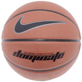 0b232dd36 Bola De Basquete Nike Dominate Marrom no Mercado Livre Brasil