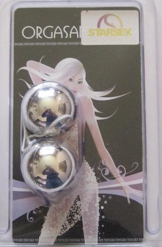 bolas chinas metalizadas