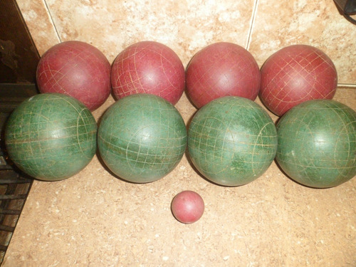 bolas criollas marca dixson