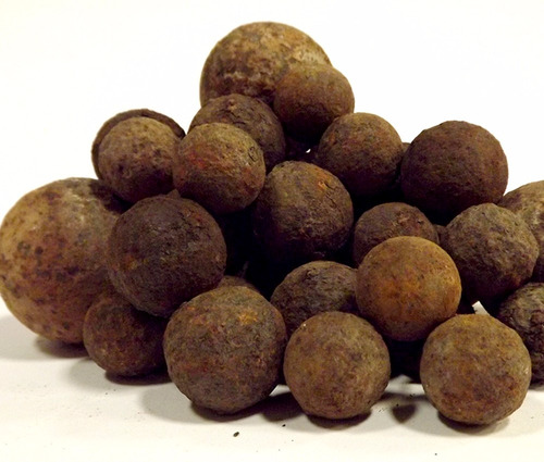 bolas de acero forjadas para molino x 1 kilo