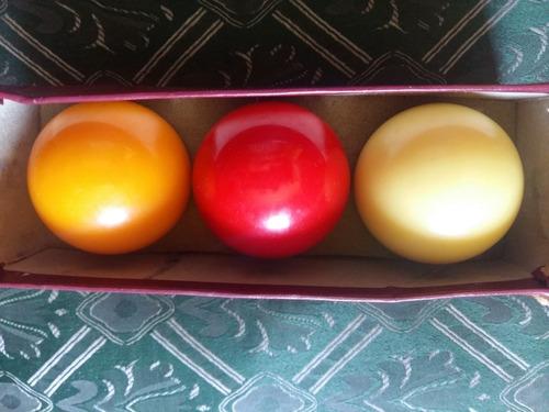 bolas de billar super aramith tournament de luxe