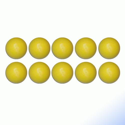 bolas de futbolito  paquete de 10 bolas (r)