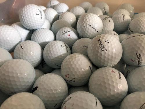 bolas de golf prov1 titleist premium docena