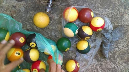 bolas de pool