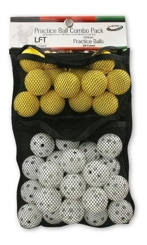 bolas de práctica,tamaño de la práctica de la bola combo..