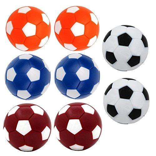 Bolas De Repuesto Qtimal Futbolín Foosballs Bolas c308701ffef88