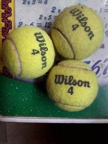 daa40453d Bola De Tenis Wilson 4 - Esportes e Fitness no Mercado Livre Brasil