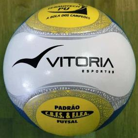 0d5ccfae2359e Bola Futsal Vitoria Oficial Termotec 6 Gomos Max 500 Pu - Bolas de Futebol  no Mercado Livre Brasil