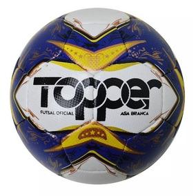acf92955a8523 Bola Topper Asa Branca Futsal - Esportes e Fitness no Mercado Livre Brasil