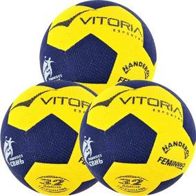 3fb20292538b7 Bola De Handebol Kempa Detego - Esportes e Fitness no Mercado Livre Brasil