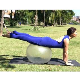 a08ebea6e2061 Bola Transparente Pilates - Bolas Suiças no Mercado Livre Brasil