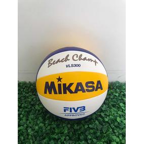 dcf4a7412c93f Bola Volei Praia Mikasa - Bolas de Vôlei no Mercado Livre Brasil