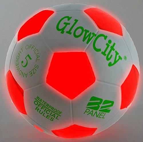 bolas,hasta la luz led del balón de fútbol - utiliza 2 h..