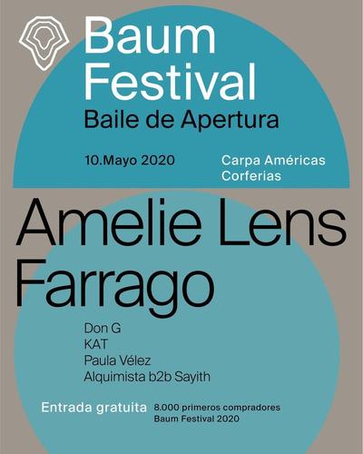 boleta general baumfest 2020 + baile de apertura