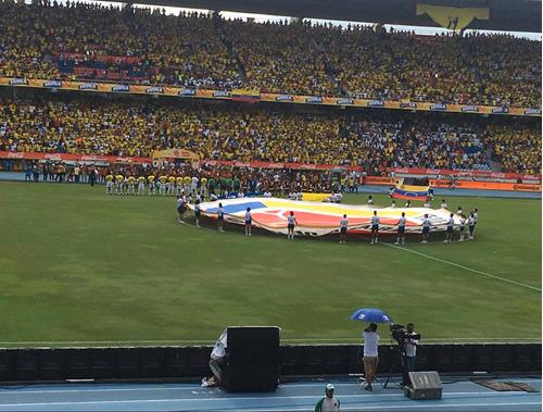 boletas colombia vs venezuela sur alta recibo mercado pago