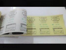 boletas, de venta y servicios, corriente 5x1 y autocopia