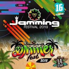 boletas jamming summer festival 2018 !!! envio gratis!!!
