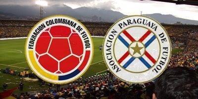 boletas occidental baja : colombia-paraguay