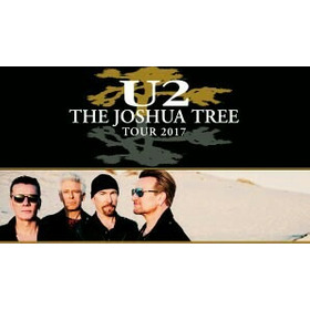 Boletas Oriental Alta Concierto U2