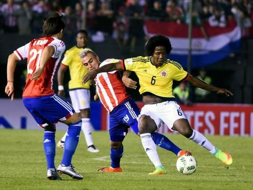boletas oriental bajas partido colombia paraguay
